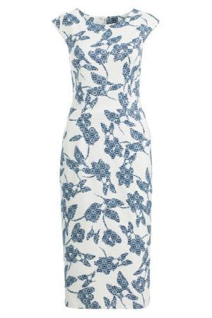 Платье Madeleine. Цвет: marine/weis