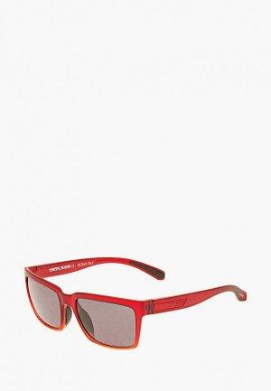 Очки солнцезащитные MR. Цвет: красный