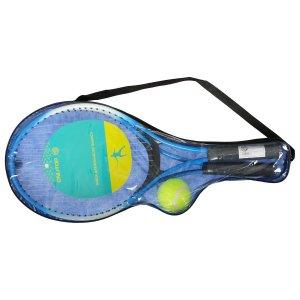 Ракетки для большого тенниса с мячом, детские, цвет синий ONLITOP
