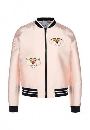 Куртка Iceberg. Цвет: розовый