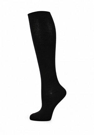 Гольфы Calzedonia. Цвет: черный