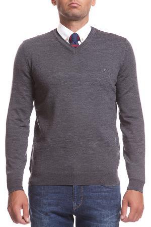 Пуловер Cacharel. Цвет: серый