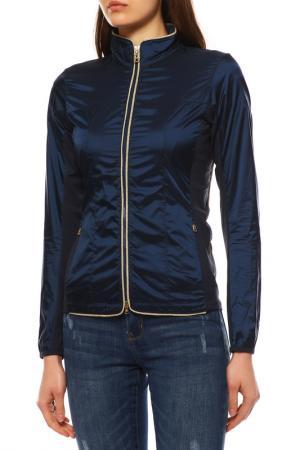 Куртка спортивная Bogner. Цвет: синий