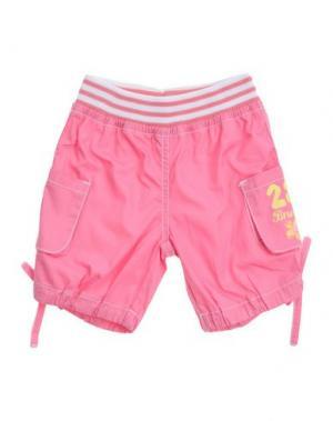 Бермуды BRUMS. Цвет: розовый