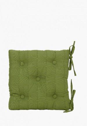 Подушка на стул Kauffort Kimberly. Цвет: зеленый