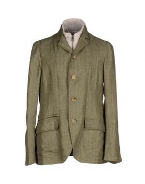 Пиджак ALLEGRI. Цвет: зеленый-милитари