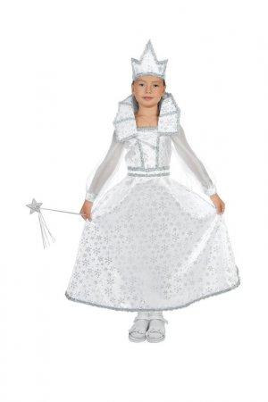 Карнавальный костюм Страна Карнавалия. Цвет: белый