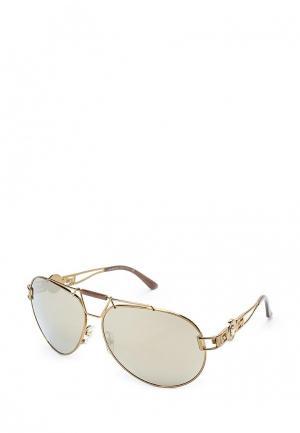 Очки солнцезащитные Versace VE2160 13485A. Цвет: золотой