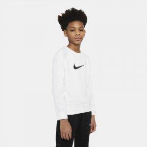 Свитшот для мальчиков школьного возраста Nike Sportswear Swoosh