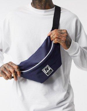 Сумка-кошелек на пояс -Темно-синий New Balance