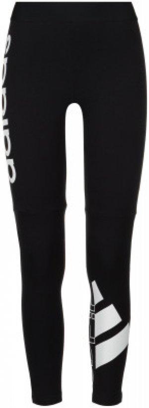 Легинсы женские Must Haves Colorblock, размер 40 Adidas. Цвет: черный
