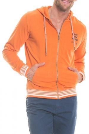 Худи BIG STAR. Цвет: оранжевый