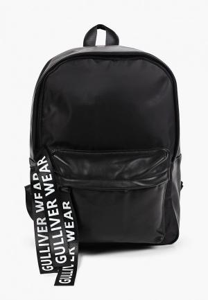 Рюкзак Gulliver. Цвет: черный