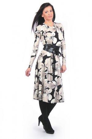 Платье Lissa. Цвет: мульти