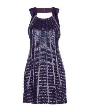 Короткое платье BASIX BLACK LABEL. Цвет: розовато-лиловый