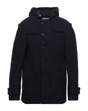 Пальто BROOKSFIELD. Цвет: темно-синий