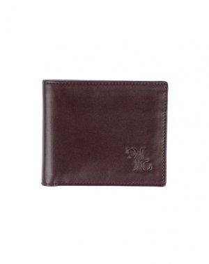 Бумажник BILLIONAIRE. Цвет: коричневый