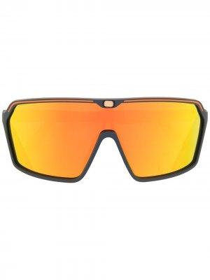 Солнцезащитные очки Spinshield Rudy Project. Цвет: синий