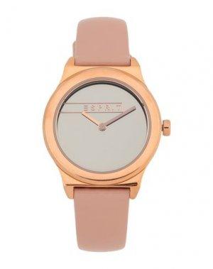 Наручные часы ESPRIT. Цвет: серебристый