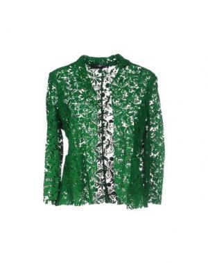 Пиджак DANIELE ALESSANDRINI. Цвет: зеленый