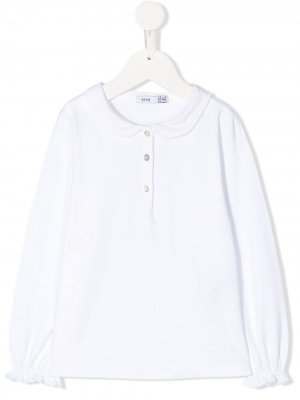 Рубашка-поло Hope Knot. Цвет: белый