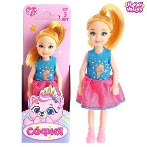 Кукла малышка Happy Valley