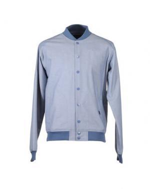 Куртка FRESHJIVE. Цвет: пастельно-синий