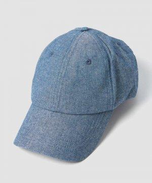 Базовая кепка O`Stin. Цвет: голубой