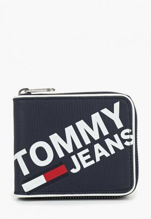 Кошелек Tommy Jeans. Цвет: синий