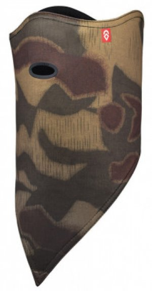 Балаклава Standard 2 Layer Airhole. Цвет: коричневый