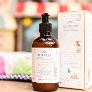 Детское средство для мытья тела с пробиотиками Little Aurelia from Sleep Time Top to Toe Wash 240 мл Probiotic Skincare