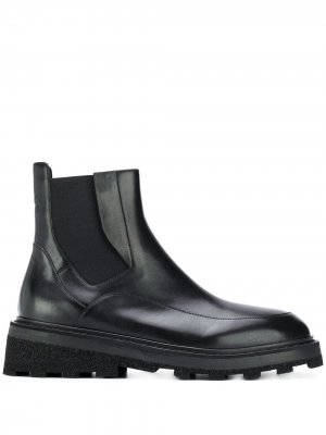 Ботинки челси A-COLD-WALL*. Цвет: черный
