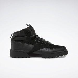 Ботинки Exofit Hi Plus Ripple Reebok. Цвет: black / core black / core black