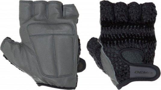 Перчатки для фитнеса , размер 9,5 Demix. Цвет: серый