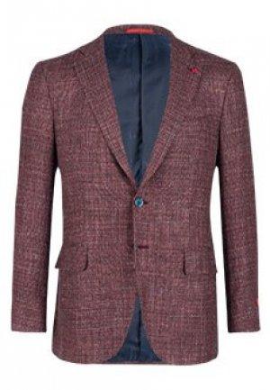 Пиджак ISAIA. Цвет: красный