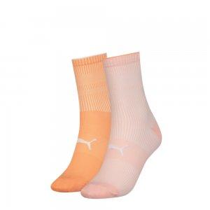 Носки Sock Structure 2P WOMEN PUMA. Цвет: розовый