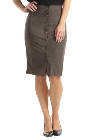 Skirt Figl. Цвет: olive