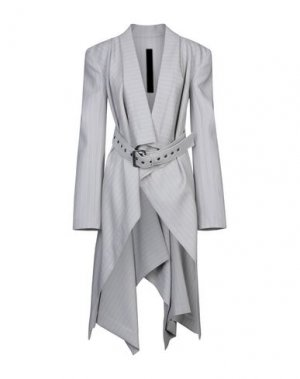 Легкое пальто GARETH PUGH. Цвет: светло-серый