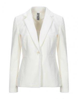 Пиджак DRYKORN. Цвет: белый