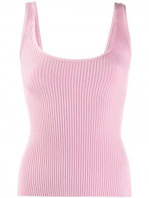 Топ Wavelength Zimmermann. Цвет: розовый