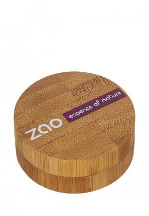 Тени для век ZAO Essence of Nature матовые 204 (благородный розовый) (3 г). Цвет: розовый