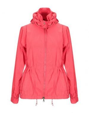 Куртка GEOSPIRIT. Цвет: красный