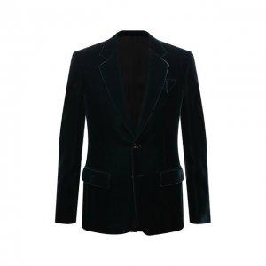 Пиджак Bottega Veneta. Цвет: зелёный