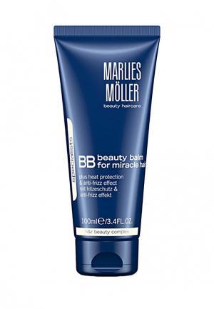 Бальзам для волос Marlies Moller Specialist непослушных 100 мл. Цвет: прозрачный