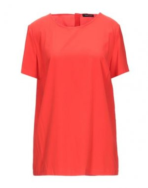 Блузка ANNECLAIRE. Цвет: коралловый