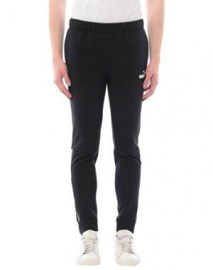 Повседневные брюки PUMA. Цвет: черный