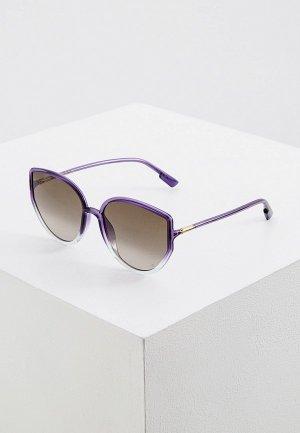 Очки солнцезащитные Christian Dior SOSTELLAIRE4 AGS. Цвет: фиолетовый