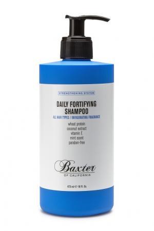 Укрепляющий шампунь Daily Fortifying Shampoo, 473 ml Baxter of California. Цвет: без цвета
