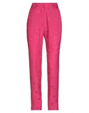 Повседневные брюки EQUIPMENT. Цвет: фуксия
