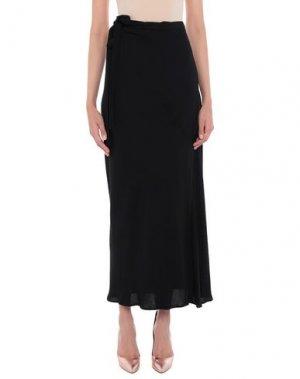 Длинная юбка HAIDER ACKERMANN. Цвет: черный